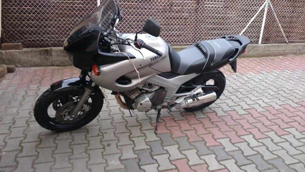 Yamaha TDM 850 tuning