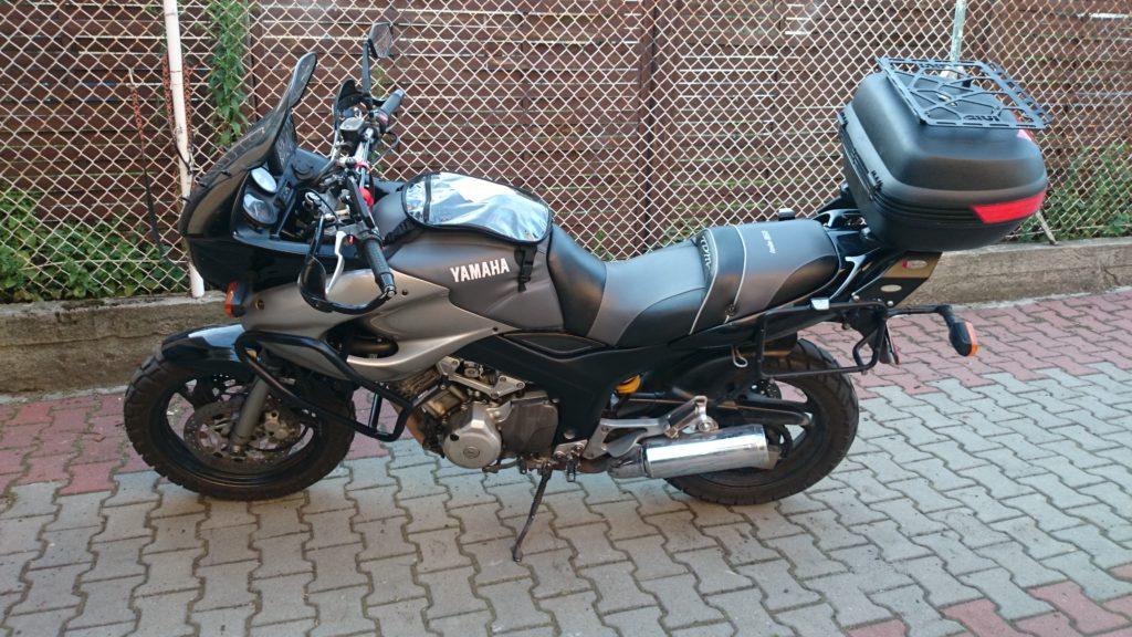 Yamaha TDM modyfikacje