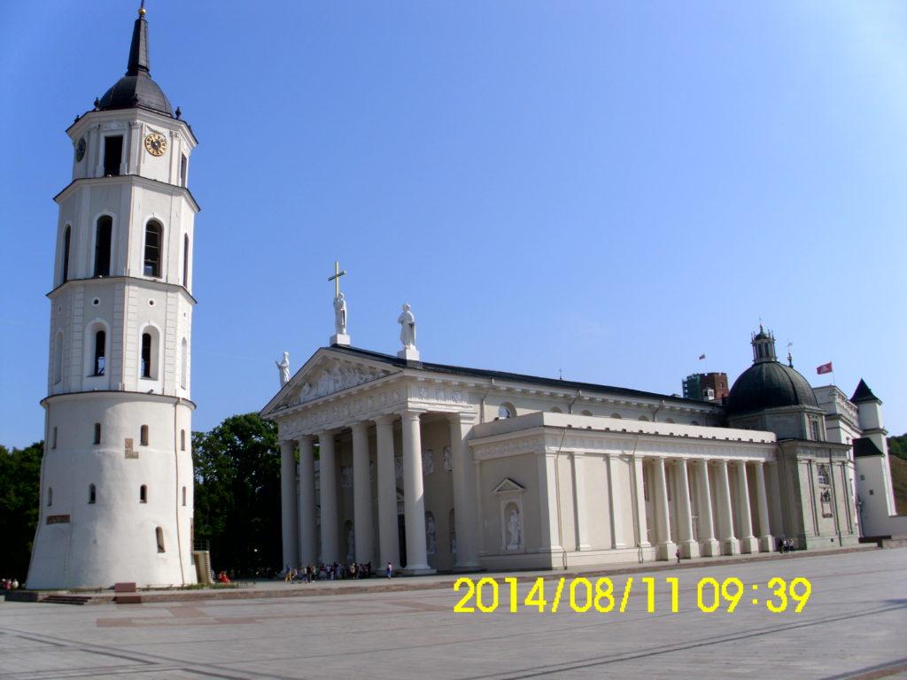 Jeden dzień w Wilnie