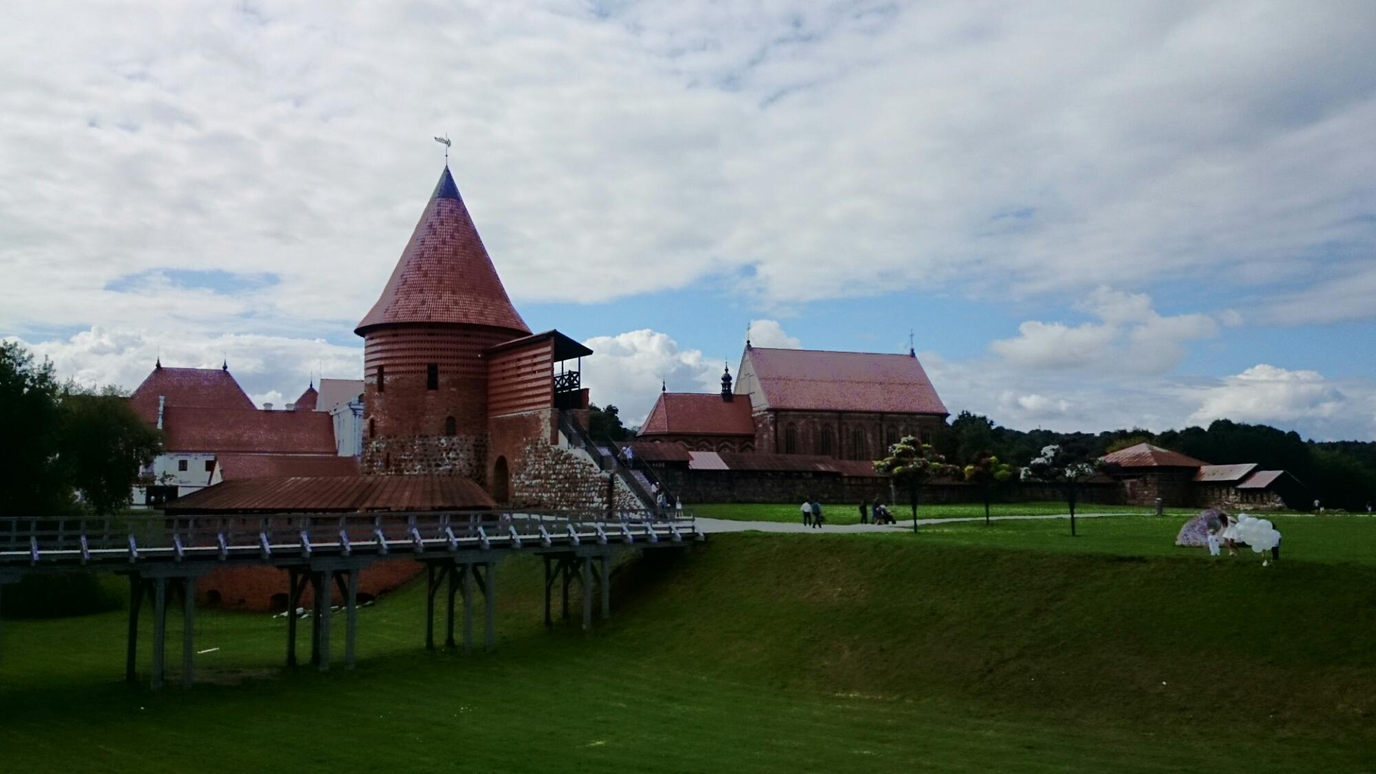 Zamek w Kownnie