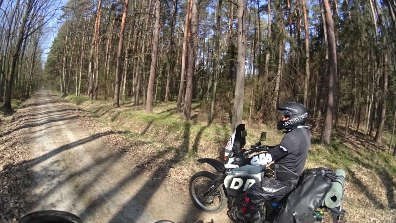 zlot motocykli enduro