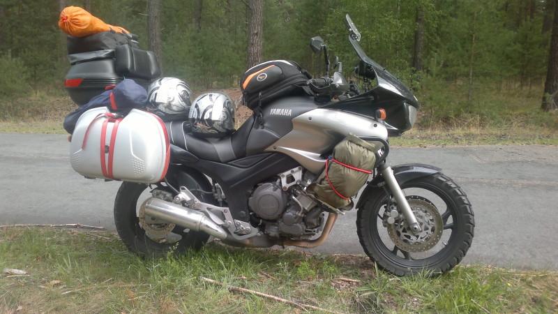 Jak spakować się na motocykl?