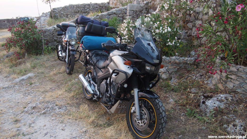 Yamaha TDM 850 Albania 2015 - Kruje Albania