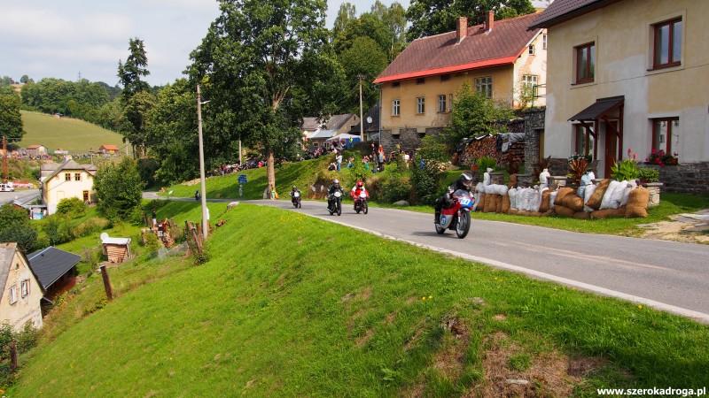 wyścigi motocykli w Brannej