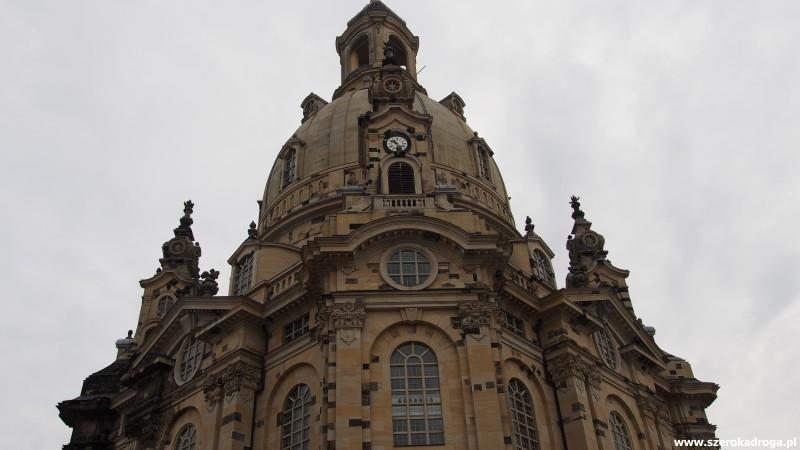 Kościół Marii Panny - zwiedzanie Drezna