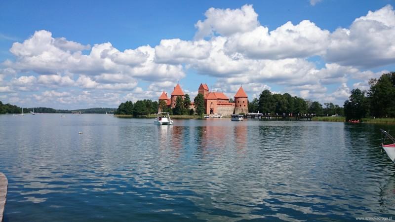 Troki, Litwa - najpiękniejsze zamki w Europie