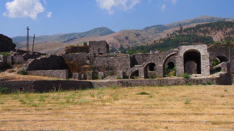 Gjirokaster zamek