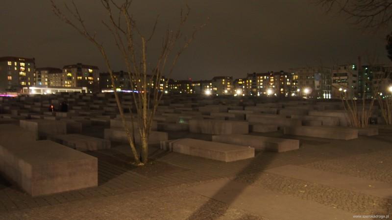 pomnik holocaust berlin