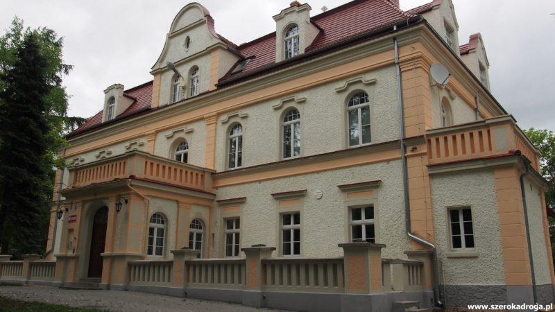pałac, woj. opolskie