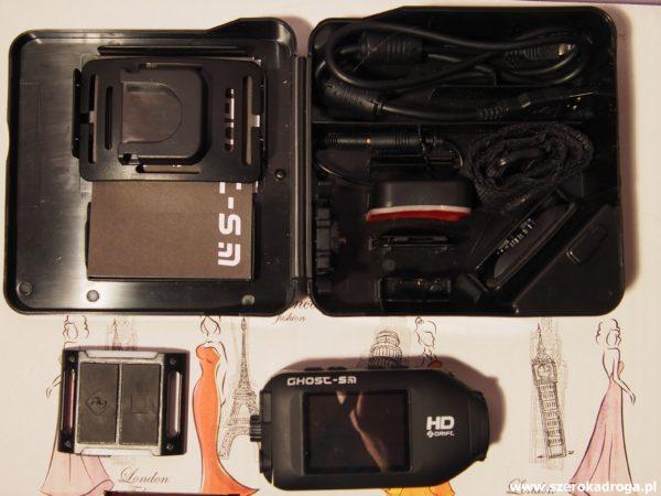 test kamery Drift GHOST-S