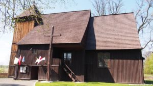 kościoły drewniane w Polsce