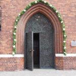 drzwi do katedry opolskiej