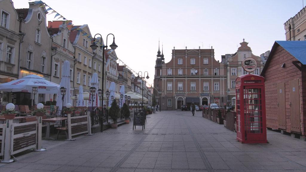 Opole rynek