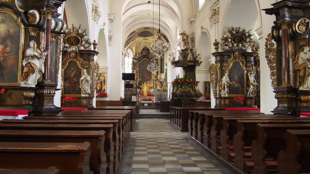 Kościół św. Wojciecha w Opolu, ciekawe miejsca Opole