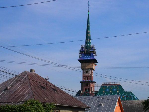 Sapanta, Rumunia