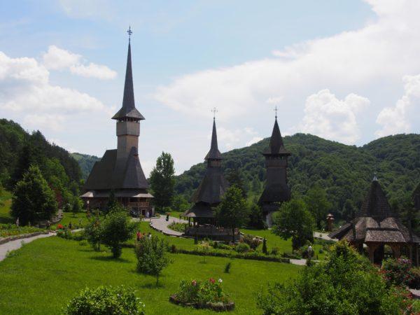 klasztor Barsana