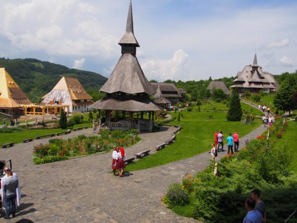 Barsana, Rumunia