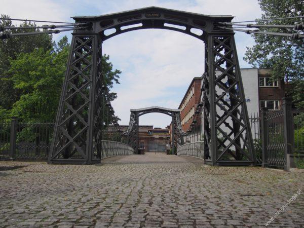 Most żeliwny w Ozimku