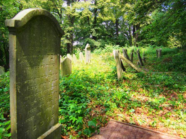 Biała - cmentarz żydowski