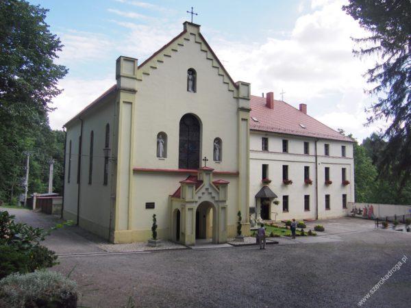 Klasztor Franciszkanów w Prudniku