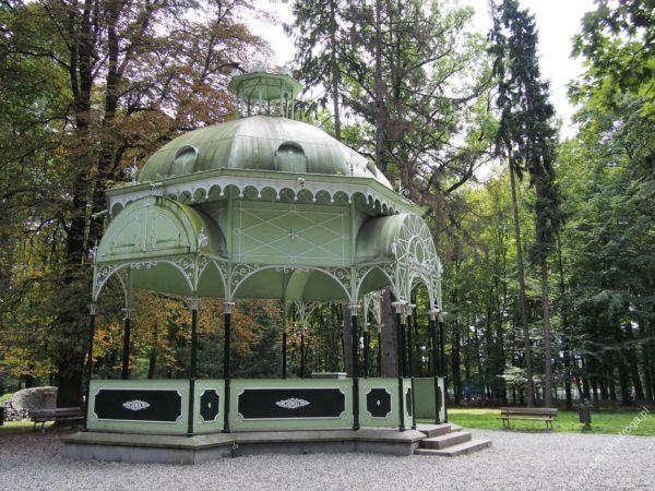 Park w Prudniku