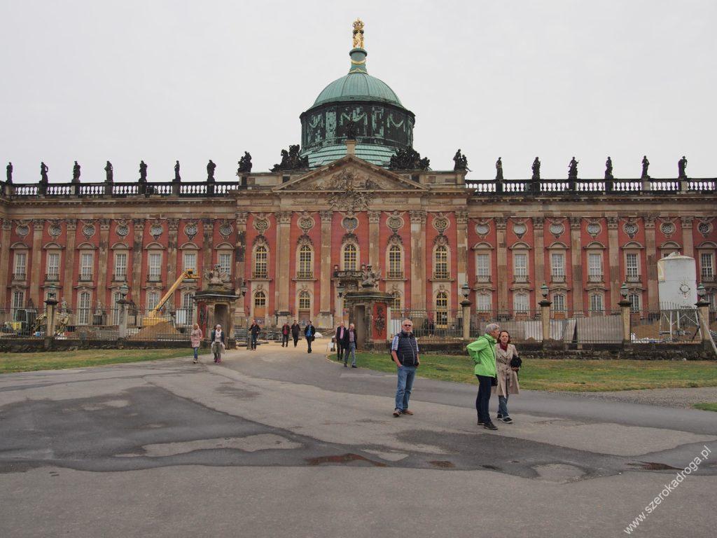 pałace w Poczdamie