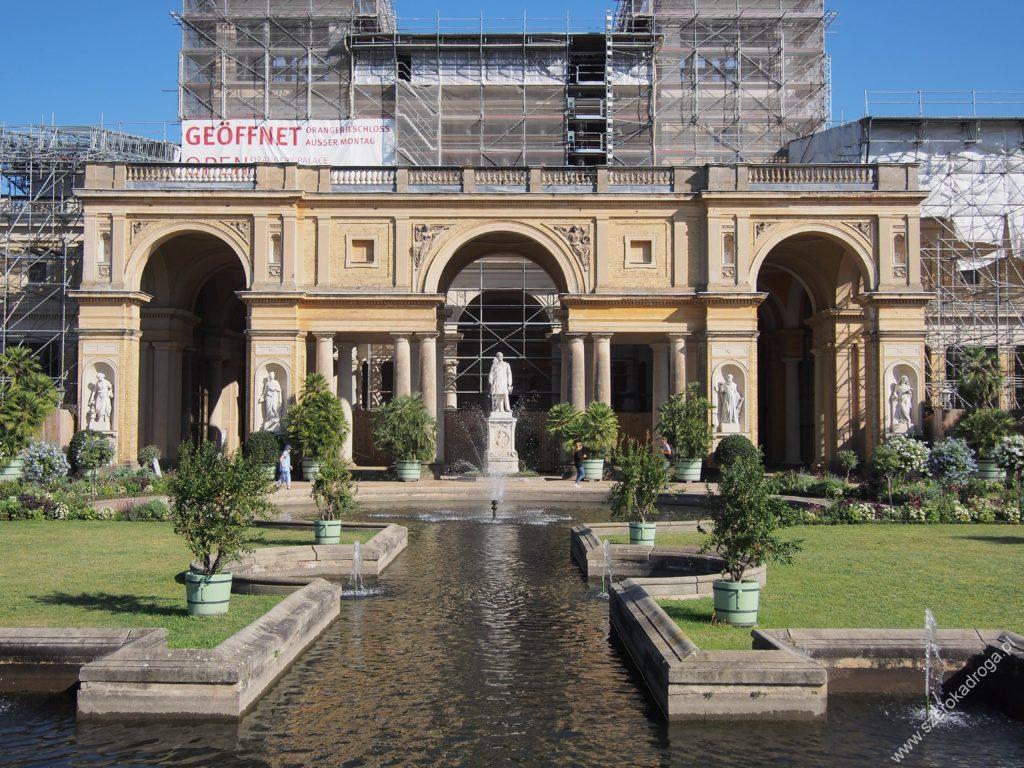 park Sanssouci Oranżeria