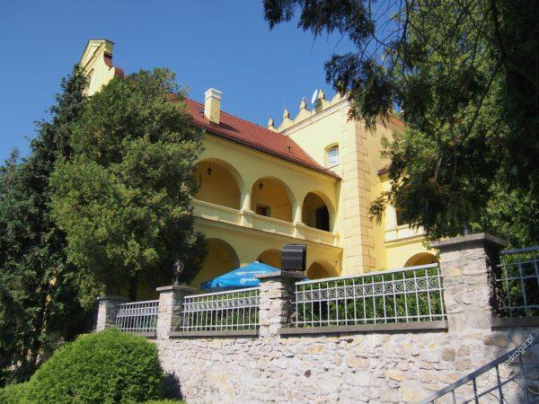 Rogów Opolski zamek