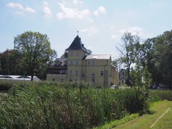 Zakrzów, pałac, Opolszczyzna