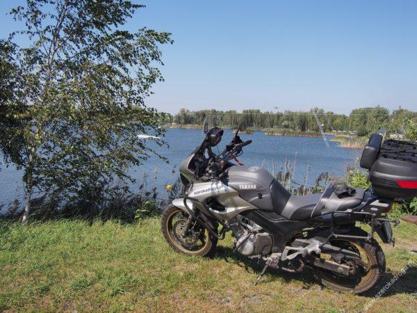 Jezioro Srebrne, Januszkowice