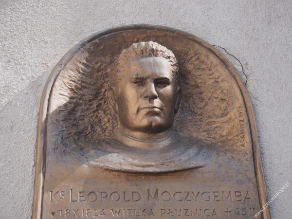 Leopold Moczygemba pomnik