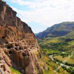 skalne miasto Vardzia
