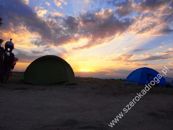 Jezioro Sewan nocleg, nocleg na dziko Armenia