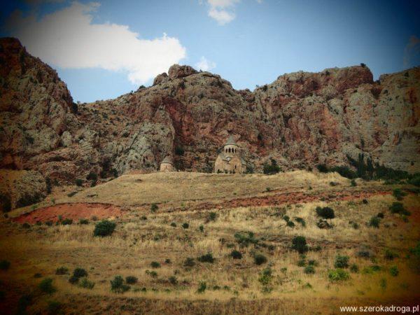 Monastyry w Armenii - Norawank