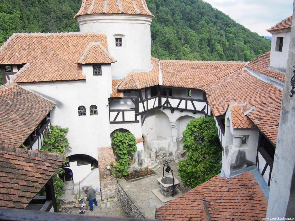 Zamek Bran, zamki Drakuli