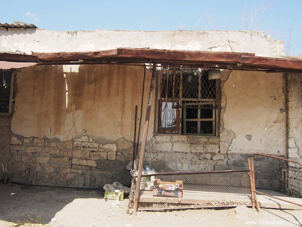 miasto duchów Górski Karabach