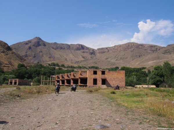 Vorotan, zwiedzanie Armenii