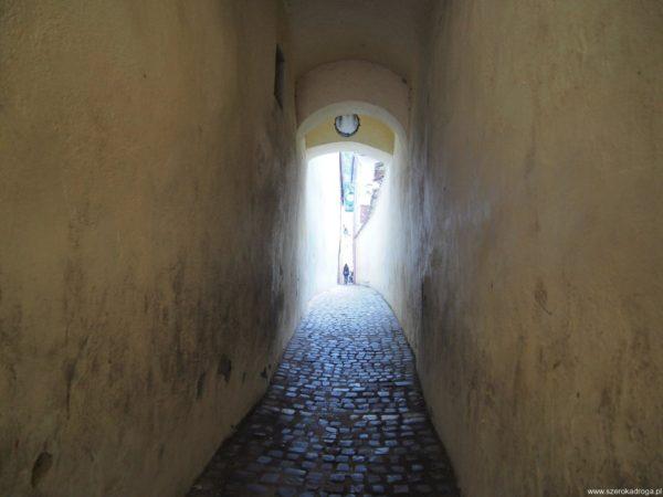 Braszów, najwęższa ulica w Europie, wąska ulica