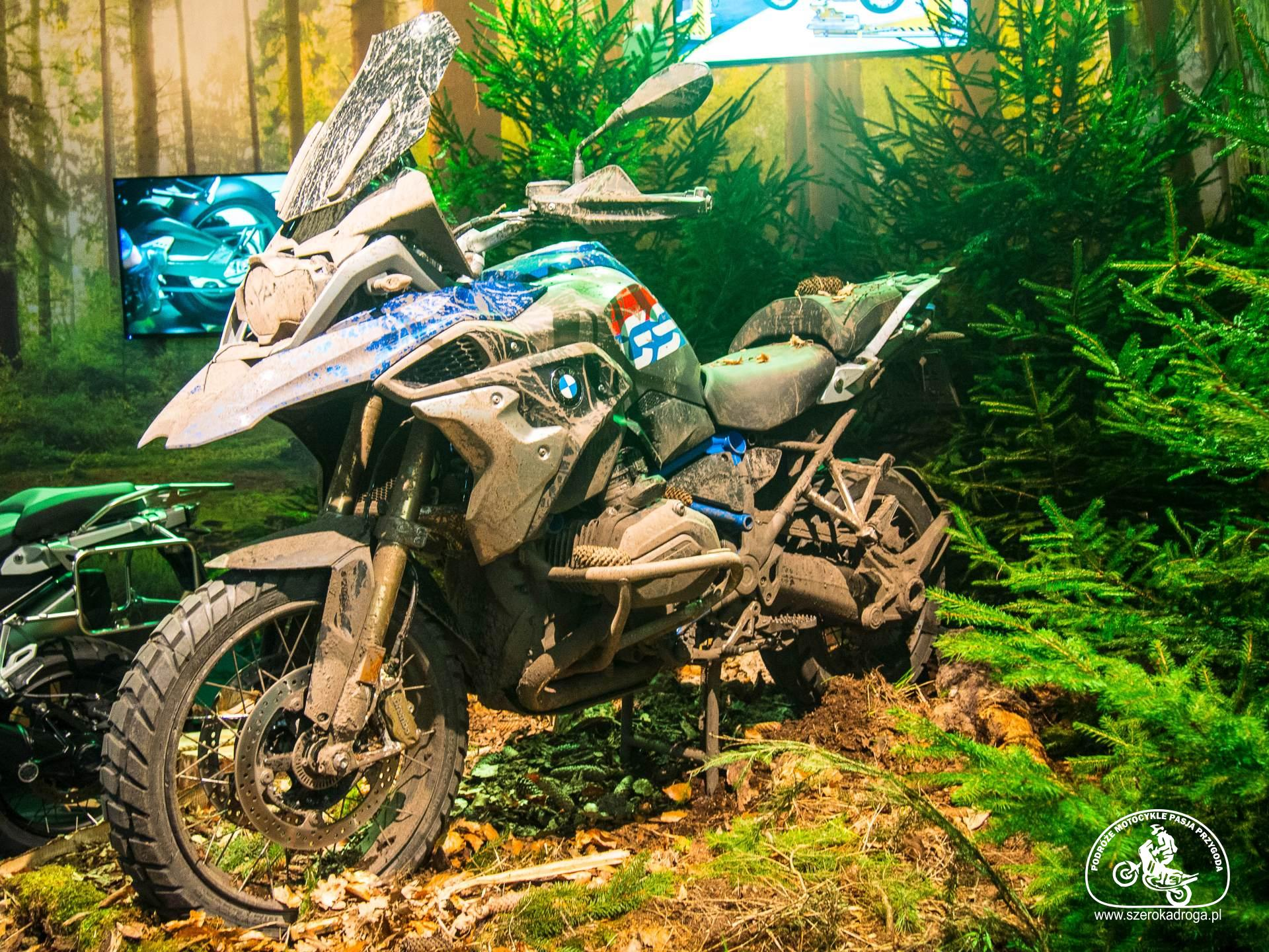 Wrocław Motorcycyle Show 2017, motocyklowe gadżety