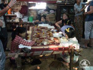 rękodzieło Birma Mandalay