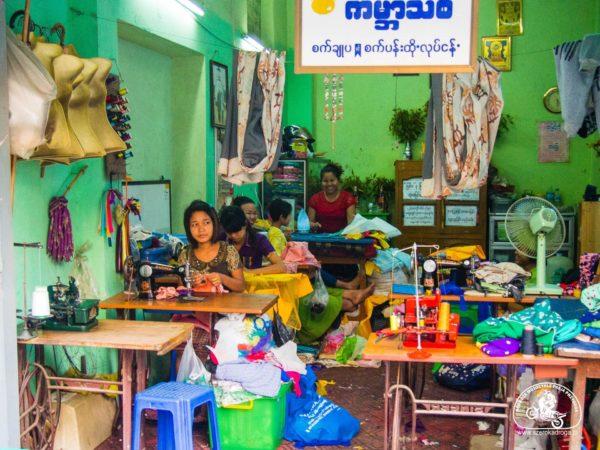 targ w Mandalay