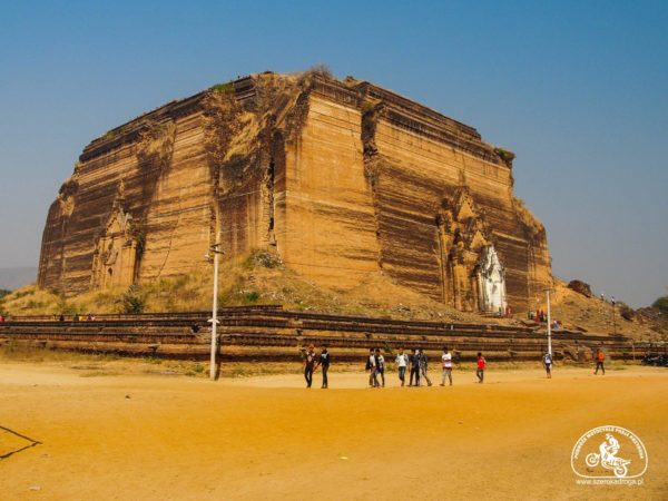 Mingun Paya - Myanmar