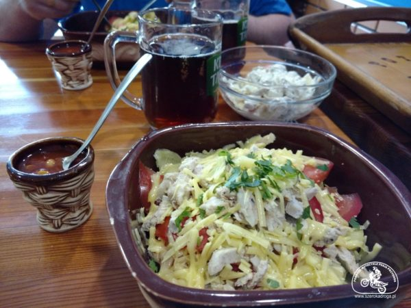 dobre jedzenie we Lwowie