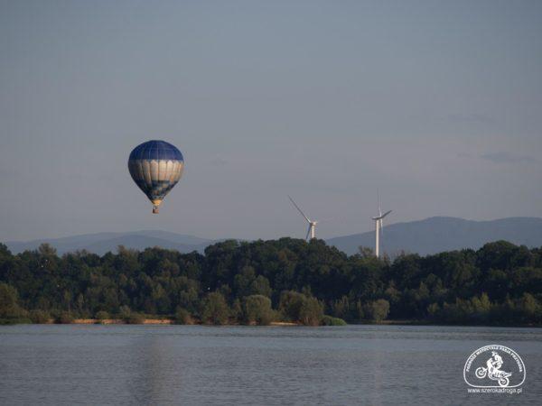 Jezioro Paczkowskie, zielone miejsca na Opolszczyźnie, Aeropiknik Paczków