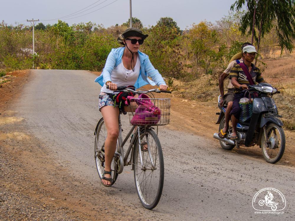 Rowerem po Birmie - Inle Lake