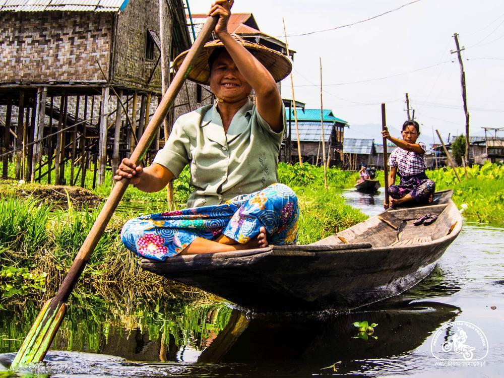 Inle Lake, podróżowanie po Birmie