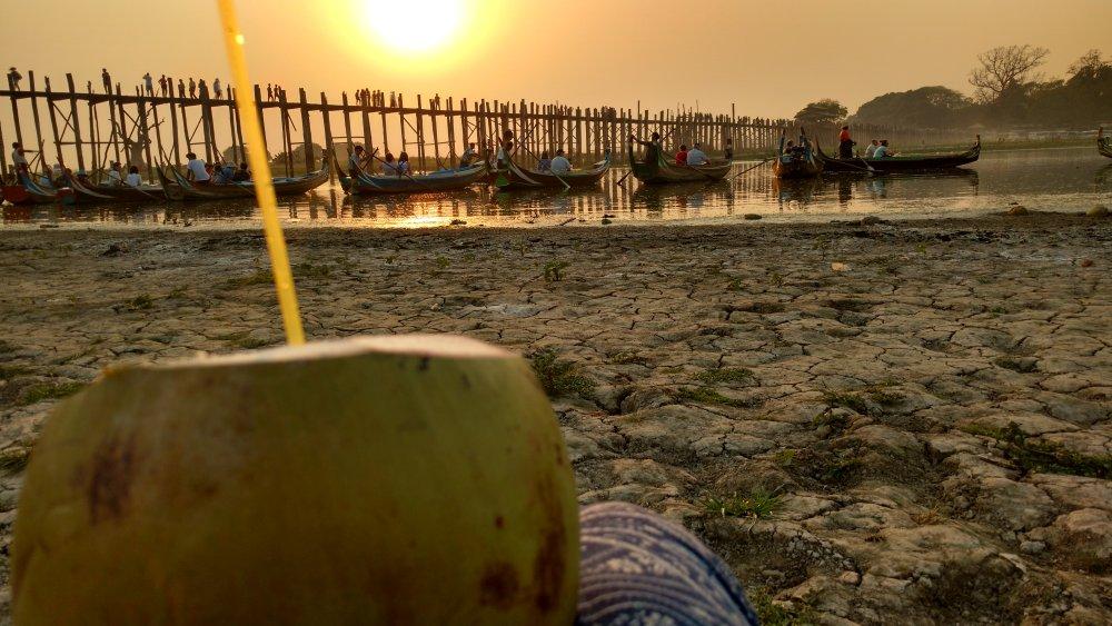 co się pije w birmie