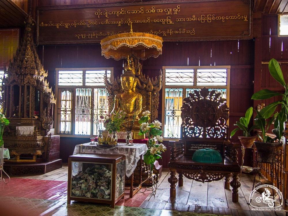 świątynie w Birmie