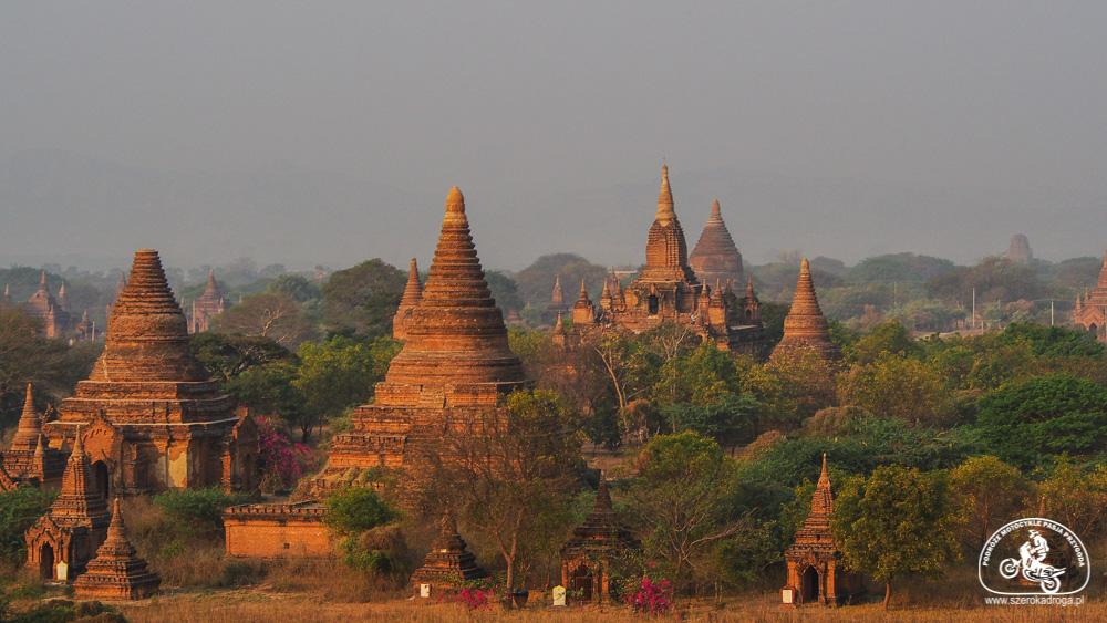 Myanamar atrakcje