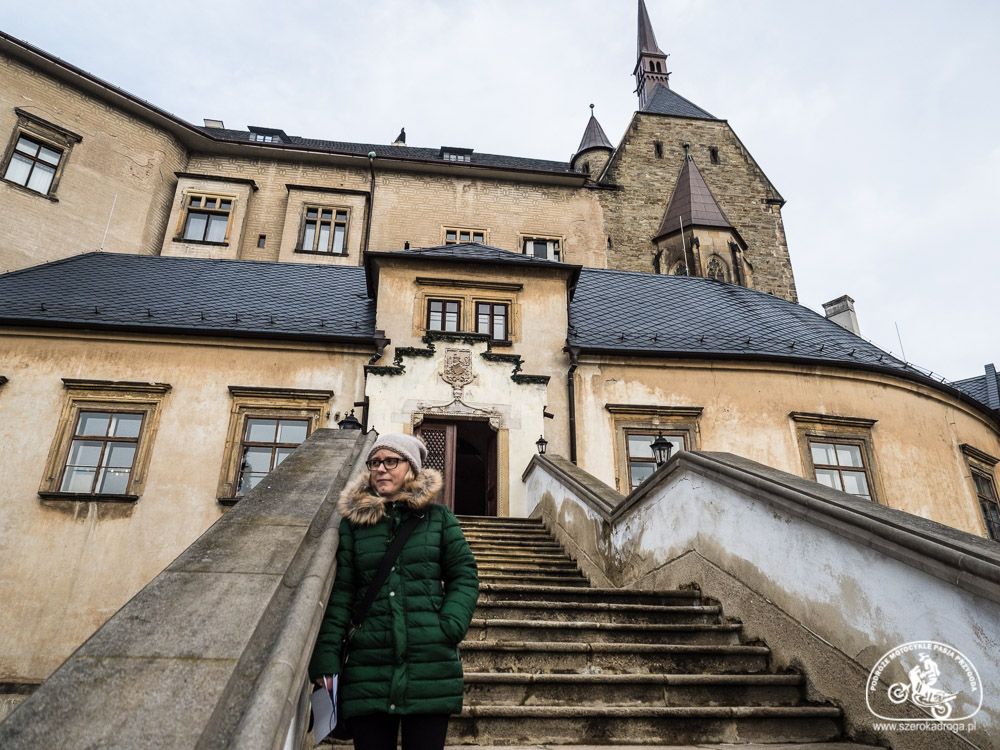 Zamek Šternberk w Czechach, zamki w Europie